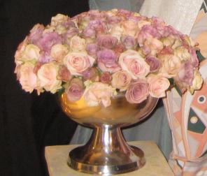 Post 97-flower arrangement