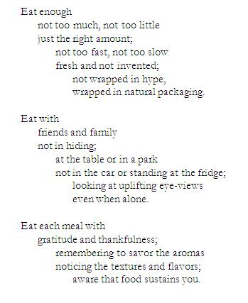 Poem-eating