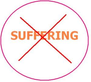 Suffering-no