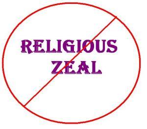 religious zeal