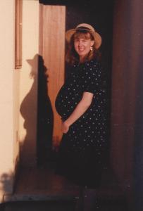 Pregnant Renee